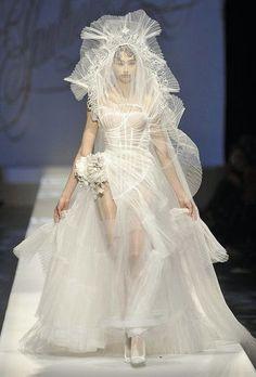 Gaultier Corset Dress