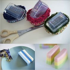 Find out your soap-ing style!!  Are you a nany stripe, a pastel or a bohemian lover???