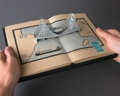 laura davidson pop up book - Google Search