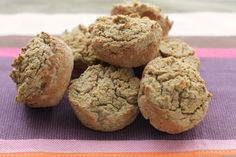 Grain-Free Applesauce Muffins Recipe | Healthy Ideas for Kids