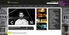 Desarrollo página Web de eventos en México D.F.