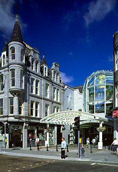 The Bon Accord mall, Aberdeen, Scotland.