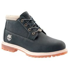 Timberland Women's Waterproof Nellie Double Black Boots Style #23312 Size 6.5 US #Timberland #WorkSafety