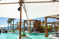 Grand Luxxe Mexico best Beach Club - Enjoy the ultimate beach club in the Cancun and Riviera Spa Offers, Riviera Maya, Beach Club, Amazing Destinations, Resort Spa, Cancun, Mexico, Honey, Moon