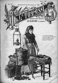 La castanyera - Tomasa, La. Núm. 739 (6 nov. 1902) :: Tomasa, La