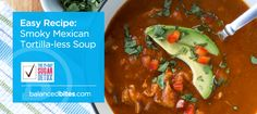 Tortilla soup is an old favorite, but when you can't (or don't want to) eat corn, there is still a way to enjoy these amazing flavors in a warm bowl of comforting deliciousness. This recipe…