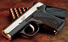 """Kimber Solo Carry  Caliber: 9mm  Entire Length: 5.5""""  6+1 Mag"""