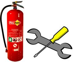 Fire equipment technicians are very helpful for checking fire extinguishers and charging them when necessary. However, fire equipment technicians are only responsible for performing basic inspections and maintenance.