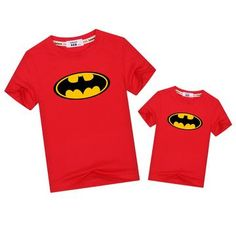 Regardless of your son or daughter's age, there's always room for new smart parenting advice and tips. Check out these tips to raising confident children. Matching Family Outfits, Matching Shirts, Kids Reading, Parenting Advice, Confident Children, Batman, Unisex, Raising, Daddy