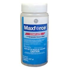 Maxforce Complete Ant Bait… – The Environmental Alternative For Safer Pest Control Bug Control, Pest Control, Silverfish, Fire Ants, Termite Control, Pest Management, Thing 1, Garden Guide, Bait