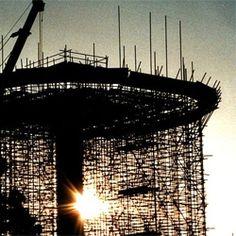 beauty in scaffolding