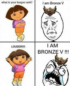 Dora?! 😐  ➡️ www.lolskinshop.com
