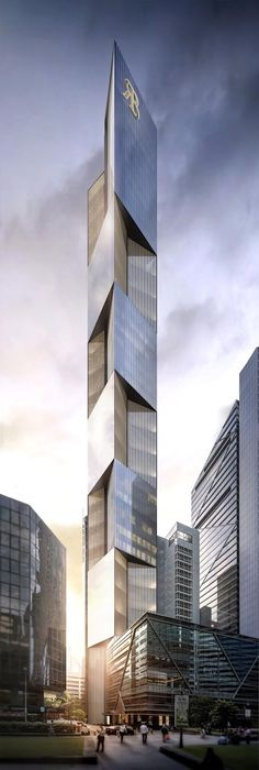AsianTowers: SCDA Innovative Office Tower, Singapore