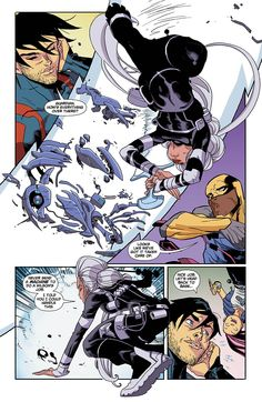 Preview: Superboy: Futures End #1, Page 4 of 5 - Comic Book Resources