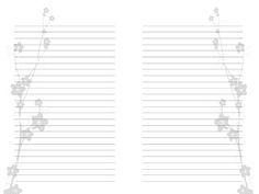 Алёнкины Рукоделки: Мои страницы для блокнота