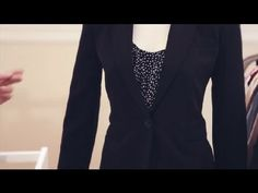How Should a Women's Business Suit Fit? : Fashion for Women Over 40
