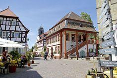 Deutsche Weinstraße: Freinsheim