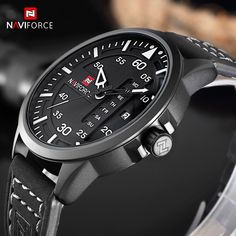 NAVIFORCE Fashion Casual Mens Watches Top Brand Luxury Leather Business Quartz-Watch Men Wristwatch Male Clock Relogio Masculino     Buy Now for $53.97 (DISCOUNT Price). INSTANT Shipping Worldwide.     Get it here ---> https://innrechmarket.com/index.php/product/naviforce-fashion-casual-mens-watches-top-brand-luxury-leather-business-quartz-watch-men-wristwatch-male-clock-relogio-masculino-2/    #hashtag1