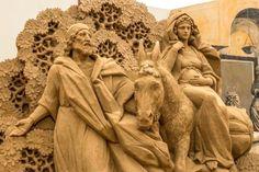 Пясъчната скулптура