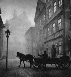 Edward Hartwig - Ulicy Złota, 1920s