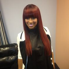 ... about Chinese Bangs on Pinterest | Sew Ins, Bangs and Full Sew In