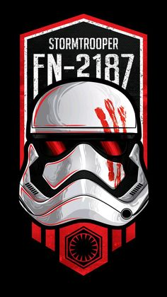 Star Wars The Force Awakens Stormtrooper Finn on Behance Star Wars Film, Star Wars Fan Art, Star Wars Poster, Finn Star Wars, Stormtroopers, Dossier Photo, Sport Logos, Digital Foto, Star Wars Painting