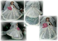 Brautkleid 7 - Handarbeit