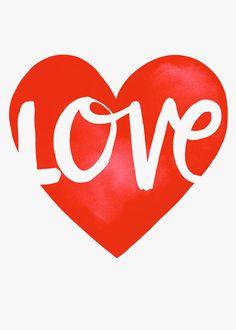 Margaret Berg Art: Juicy Red Heart