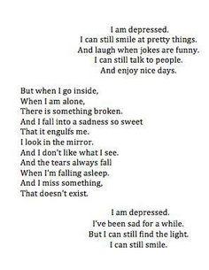 I am depressed... Now how do I get myself out..