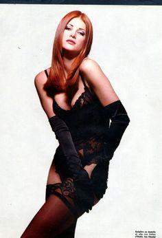 April carson redhead fetish