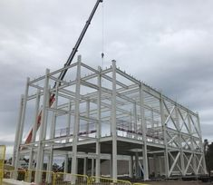Super Wideslab® provided for Isle of Skye major new investment Fish Food Plant