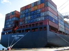 Container Transport, Freight Transport, Basel, Transportation, Multi Story Building, Military, Ocean, Autos, Vehicles