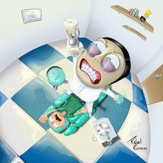 Dentist by Rafael Cordeiro