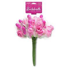 Bachelorette Party Favors Flower Bouquethttps://goo.gl/HN4IUT  #awesomesauce