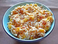 Looking for a rice side dish different from the same old same old? Try out this Homemade Spanish Rice with chicken, beef, burritos and more!