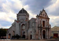 The Roman Catholic church of San Francisco de Paula is under the patronage of San Francisco de Paula. It is located in the almadeda that bears his name near the bay of the city of Havana , state capital of Cuba.