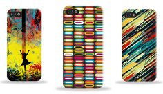 Artist Designed Hardcases for the iPhone 5 - Coming Soon!!