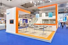 trade show booth Exhibition Stall, Exhibition Stand Design, Display Design, Booth Design, Show Booth, Trade Show, Event Design, Proposal Ideas, Proposals