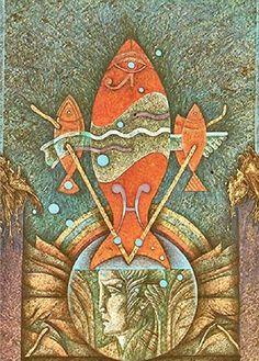 AstroSpirit / Pisces ♓ / Water / The Fish / Poissons par Vladislav Stanisevski