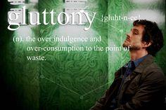 Gluttony - Will Graham