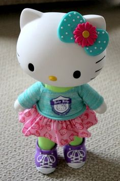 Blip Toys Hello Kitty Poseable Doll