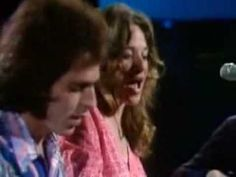 Carole King live BBC (Smack Water Jack) with Ralph Schuckett playing keyboards as well