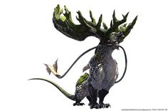 : antlers Melissa demon