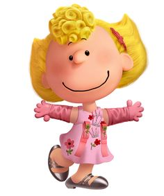 See the Peanuts Characters in Prada, Maison Margiela, and More - Sally Brown in Prada - from InStyle.com