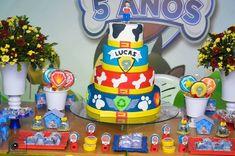 Lucas - 5 Anos #Aniversario #Boqueirao #5Anos #Paraiba #Niver #PatrulhaCanina