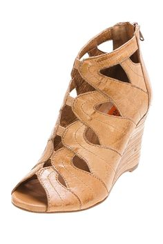 Miz Mooz  Tamara Wedge Sandal / I have these in black. I love Miz Mooz, but these are so uncomfortable!