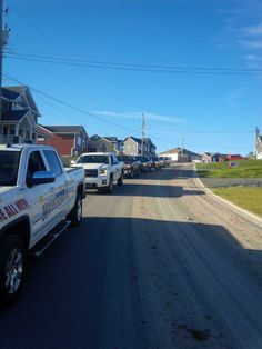 "GM Canada ""Truck Parade"" 2014 GMC Sierra 2014 Chevrolet Sierra trucks"