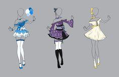 .::Outfit Adopt Set 15(CLOSED)::. by Scarlett-Knight.deviantart.com on @deviantART: