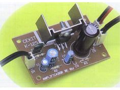 8 Watt amplifier would you like to build one? supports our Indiegogo campaign and put within reach of all this and many other useful projects. Support Us in igg.me/at/rgkitGO