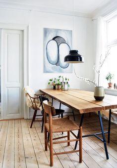 Danish apartment Follow Gravity Home: Blog - Instagram - Pinterest - Bloglovin - Facebook